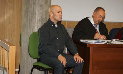 El asesino de la calle Oporto estará en la cárcel hasta el año 2035