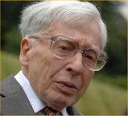 El profesor británico Robert Edwards.