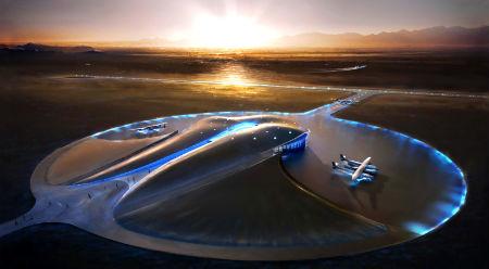 aeropuerto espacial