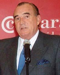 El empresario vigués Fernando Fernández Tapias.