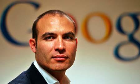 El director mundial de márketing de Google, el español Bernardo Hernández.