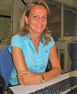 La escritora Isabel San Sebastián.