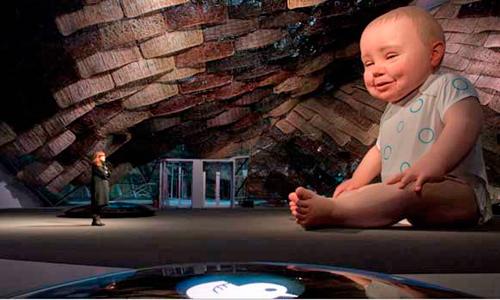 Miguelito se quedará en el museo de la Expo que abrirá en China en 2011.