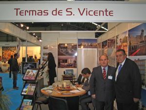 Os presidentes da Fundación Lusa-Galaica.