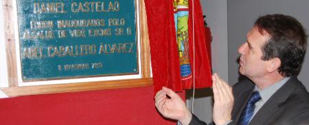 Abel inaugurando/Tresyuno Comunicación