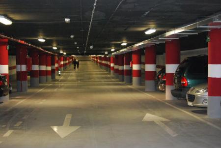 Parking Castelao/Tresyuno Comunicación