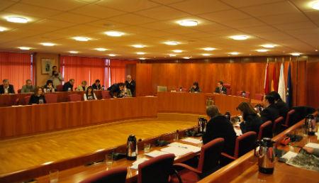 Pleno Concello de Vigo/Tresyuno Comunicación