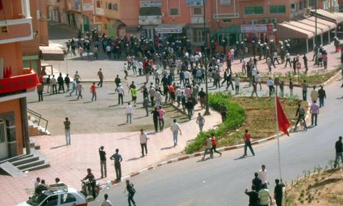El Frente Polisario habla de 10 muertos, 700 heridos y más de 150 desaparecidos.