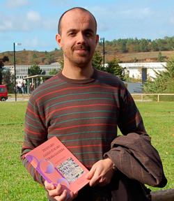 Isaac Fernández é o único tradutor directo de galego a éuscaro.