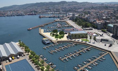 El nuevo RC Náutico estará listo en abril de 2012.