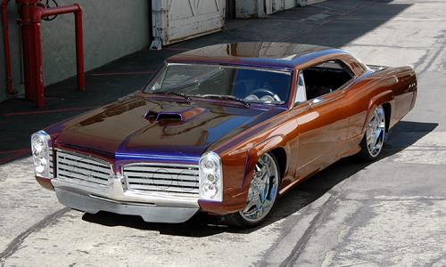 El Pontiac Firebird, todo un clásico.