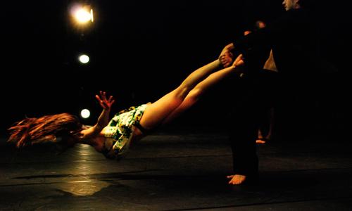 Provisional de Danza.