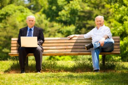 TRabajador y jubilado