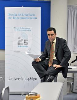 Alejandro Morán, de Everis.