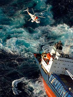 El 'North Spirit' se hundió al norte de Cabo Ortegal.