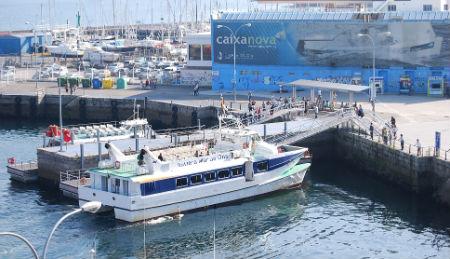 Barco Morrazo/Tresyuno Comunicación