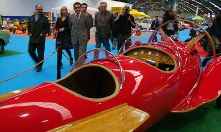 La pasada edición del Galiexpo Motor Show.