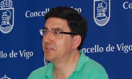 El concelleiro López-Chaves, del Partido Popular/TResyuno Comunicación
