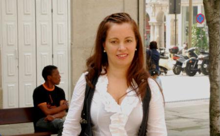 Presidenta de la FAVEC/Tresyuno Comunicación