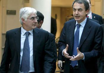 Barreda y Zapatero