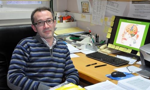 José Antonio Lamas, investigador principal do grupo.