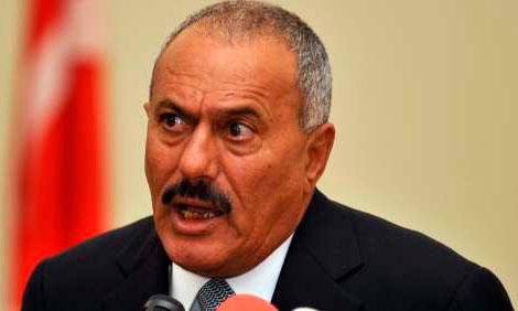 Ali Abdulá Saleh.