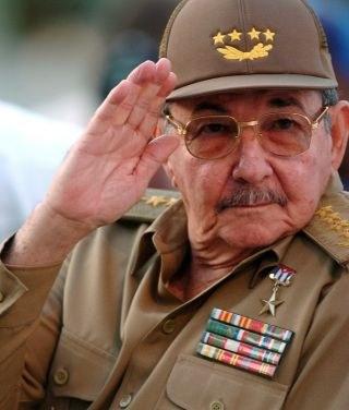 Raúl Castro tras las bambalinas
