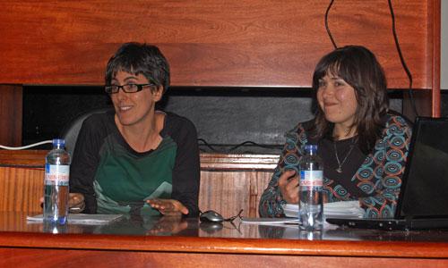 A charla para adoptantes, o día 29 de abril en Redondela.
