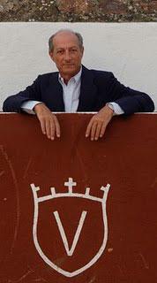 El ganadero Juan Pedro Domecq.