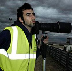El fotógrafo Manu Brabo.
