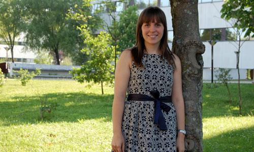 Rocío Pereira fue la artífice de la tesis.
