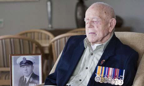 Claude Choules tenía 110 años.