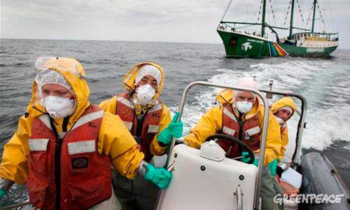 Foto: Jeremy Sutton-Hibbert / Greenpeace.