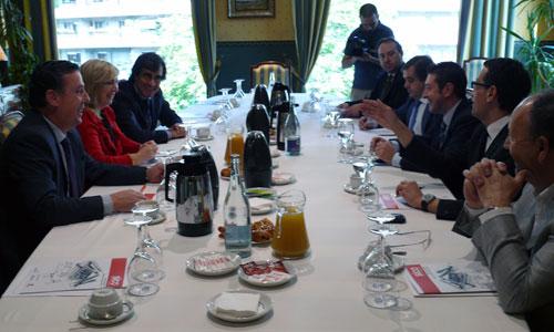 Reunión del Comité Ejecutivo de SICO 2012.