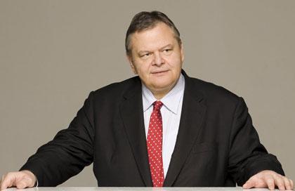 El nuevo ministro de Economía griego, Evangelos Venizelos.