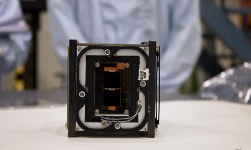 O XaTcobeo sairá ao espazo o vindeiro 13 de febreiro.
