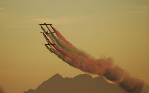 Festival Aéreo de Vigo entrenamiento /vigoalminuto