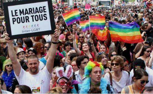 debate matrimonio gay a favor