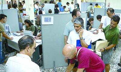 Parados menos inscritos en las oficinas de empleo - Oficina de empleo vigo ...
