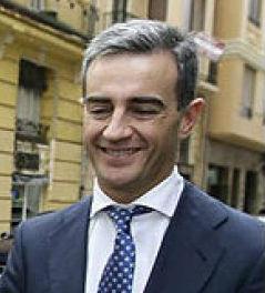 El ex secretario regional del PP de Valencia, Ricardo Costa