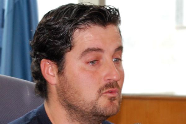 David Cal, emocionado, anuncia su retirada/Tresyuno Comunicación