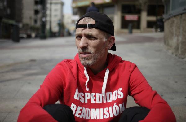 Eduardo Dávila llevaba 12 días y medio en huelga de hambre