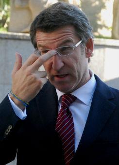 O presidente do Goberno de Galicia/Tresyuno Comunicación