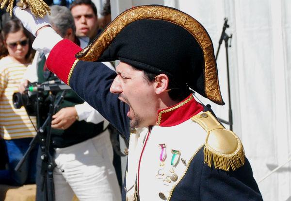 El Ejército de Napoleón ha conquistado Vigo/Tresyuno Comunicación