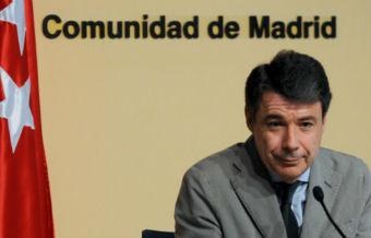 Ignacio González, actual presidente de la Comunidad de Madrid