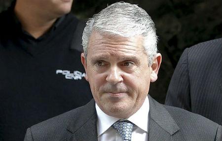 El ex secretario de Organización del Partido Popular de Galicia, Pablo Crespo