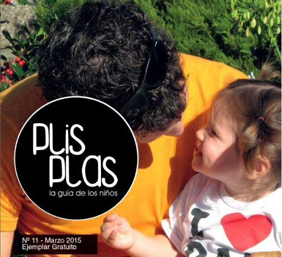Portada del número de marzo de Plis Plas
