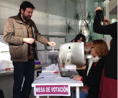 Votación Marea