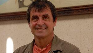 O alcalde de Pontecesures, Manuel Luis Álvarez Angueira