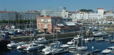 Club Náutico A Coruña
